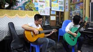 Lớp học Guitar,Piano,Organ,Violin Quận Hai Bà Trưng,Tây hồ,Long Biên 0946836968