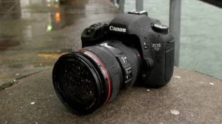 Canon 5D Mark II vs Canon 7D Field Test Hands-on Review