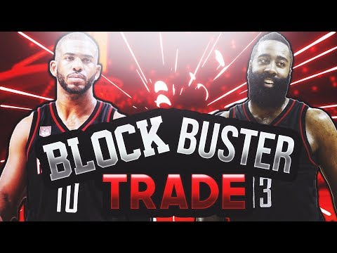 Chris Paul Traded By Los Angeles Clippers to Houston Rockets! CP3 & James Harden! - NBA Trade News