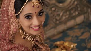 Bride Makeup | Indian Bride Makeup and Outfit Ideas - Tishya