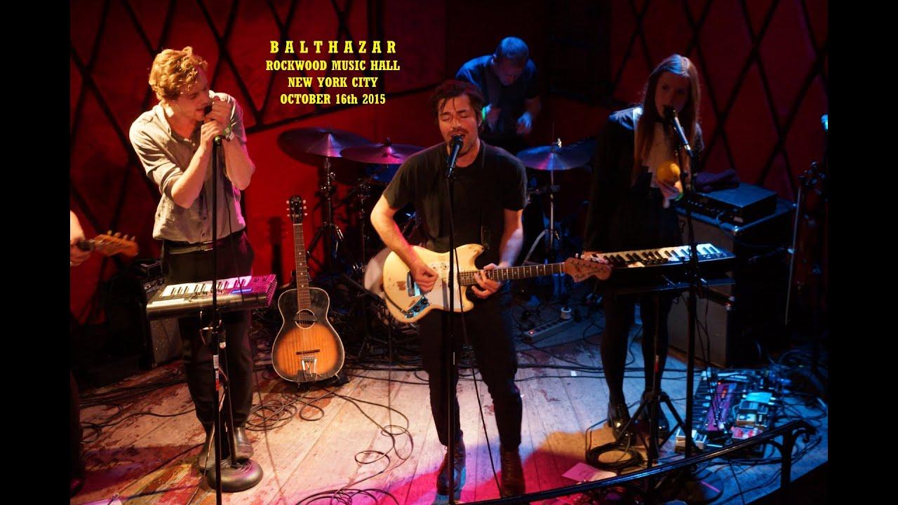 balthazar live at rockwood music hall new york city