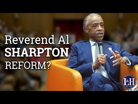 Reverend Al Sharpton: Is the Democratic Party fit for purpose? (2017) | UCD L&H