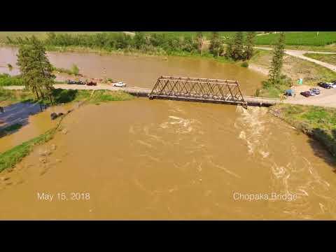 RDOS Spring Flooding   Cawston, Keremeos and Olalla   May 17, 2018