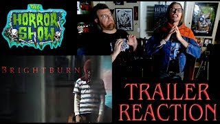 """Brightburn"" 2019 Horror Superhero Movie Trailer Reaction - The Horror Show"