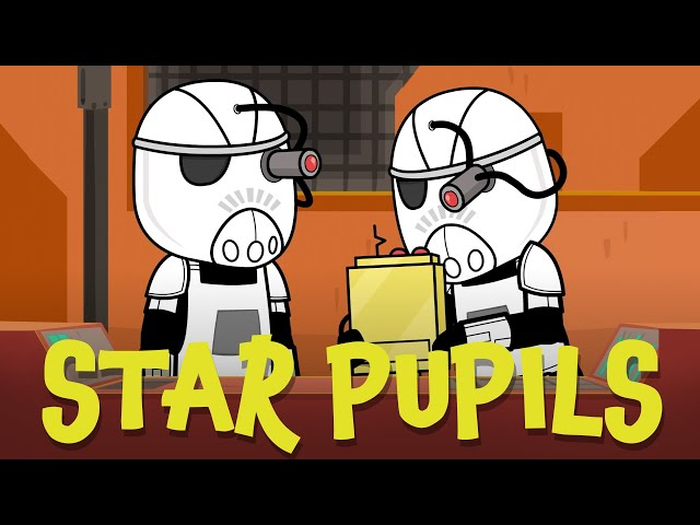 If Character Stats Worked In Real Life (Troopers: Animated)
