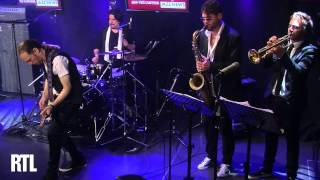 5/9 - What you want - Robin McKelle en live dans L'Heure du Jazz RTL - RTL - RTL
