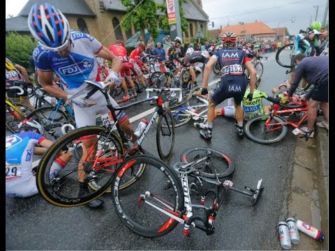 Cycling Crash Compilation 2015
