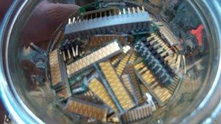 GOLD AUS PC ELEKTRONIKSCHROTT GEWINNEN | URBAN MINING | Teil 1/2 | #T059