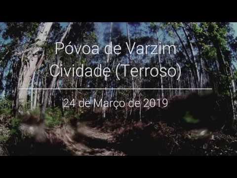 Povoa de Varzim - Cividade (Terroso) I BTT I MAR 19