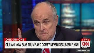 Giuliani  I know Omarosa is lying CNN