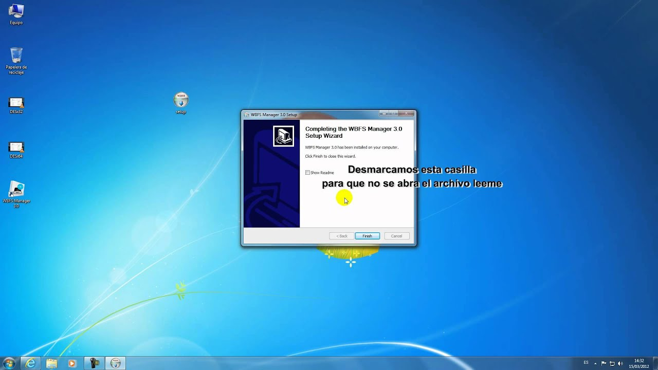 wii wbfs manager 32 bit download