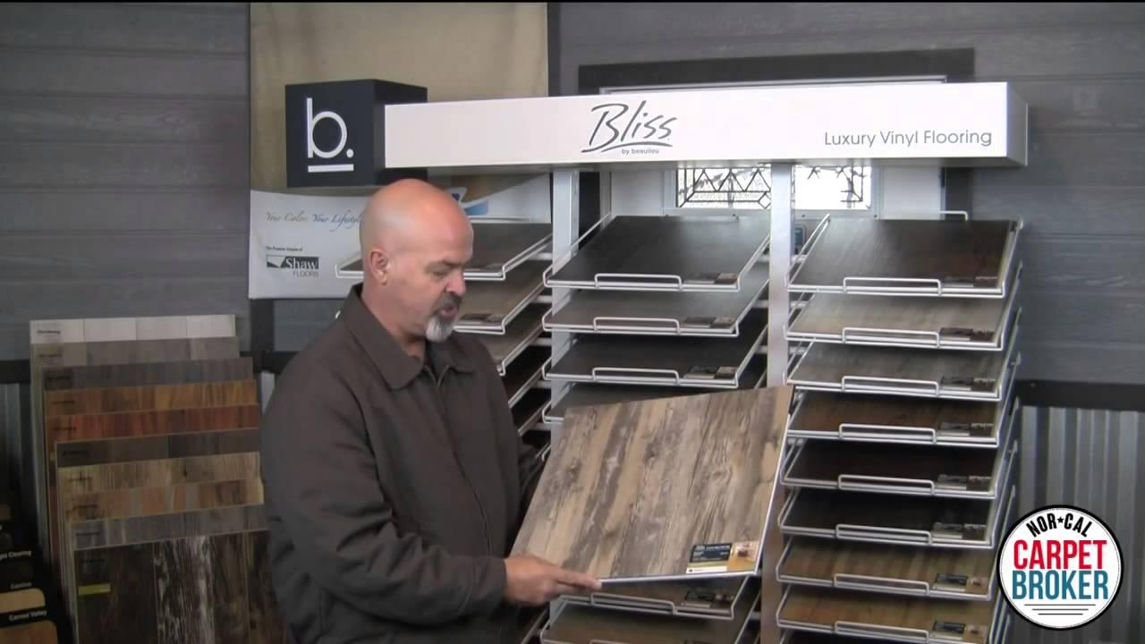 Luxury Vinyl Flooring By Beaulieu Mills
