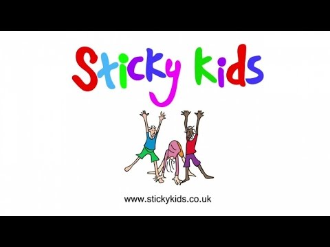 Sticky Kids - Wiggly Woo - stream video