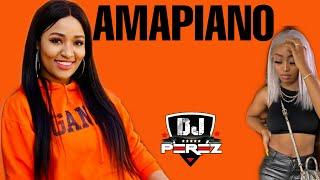 Amapiano Mix 2021 | Amapiano Mix Vol 1 - DJ Perez [Amanikiniki, John Vuli Gate, Kabza De Small]