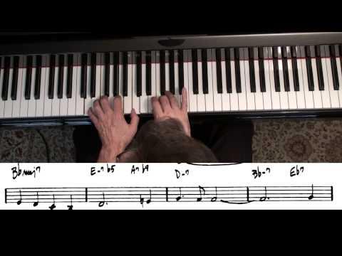 Jazz Piano College 108 Stella By Starlight