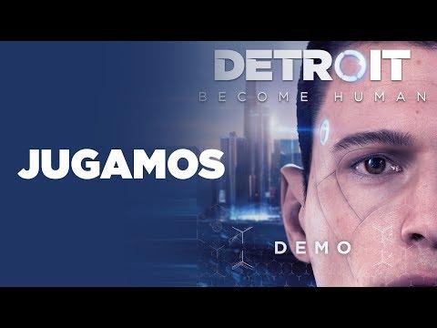 Así luce el demo de Detroit Become Human