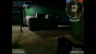 Battlefield 2: Special Forces PC Games Gameplay - Night