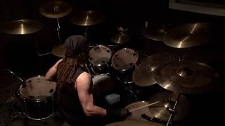 Erce - Suicide Note Pt.2 (Pantera Drum Cover)
