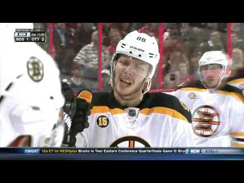 Bruins-Senators Game 5 Highlights (part 1) 4/21/17