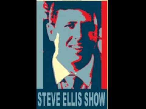The Steve Ellis Show on America's Web Radio 2-23-2012
