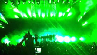 The Chemical Brothers - Another World [live opening] at Electric Picnic 2011 (EP11)