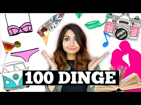 100 DINGE, die du diesen SOMMER tun solltest + MEGA ANKÜNDIGUNG