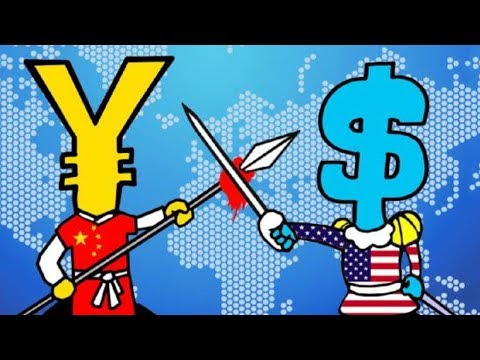 """03/23/2018: Fears of China-US trade war grow 