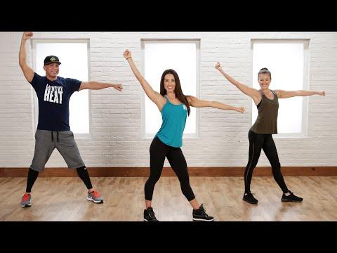 20minute calorietorching country dance workout  class