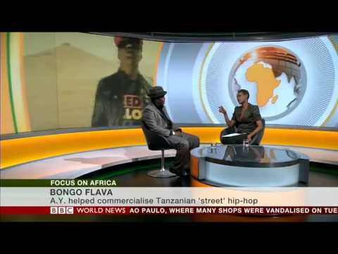 AY Tanzanian Finest Interview at BBC World News 2013 06 14 18 52 40