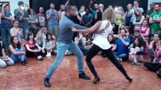 Carlos and Fernanda Zouk Dance Performance London Zouk Fest UK
