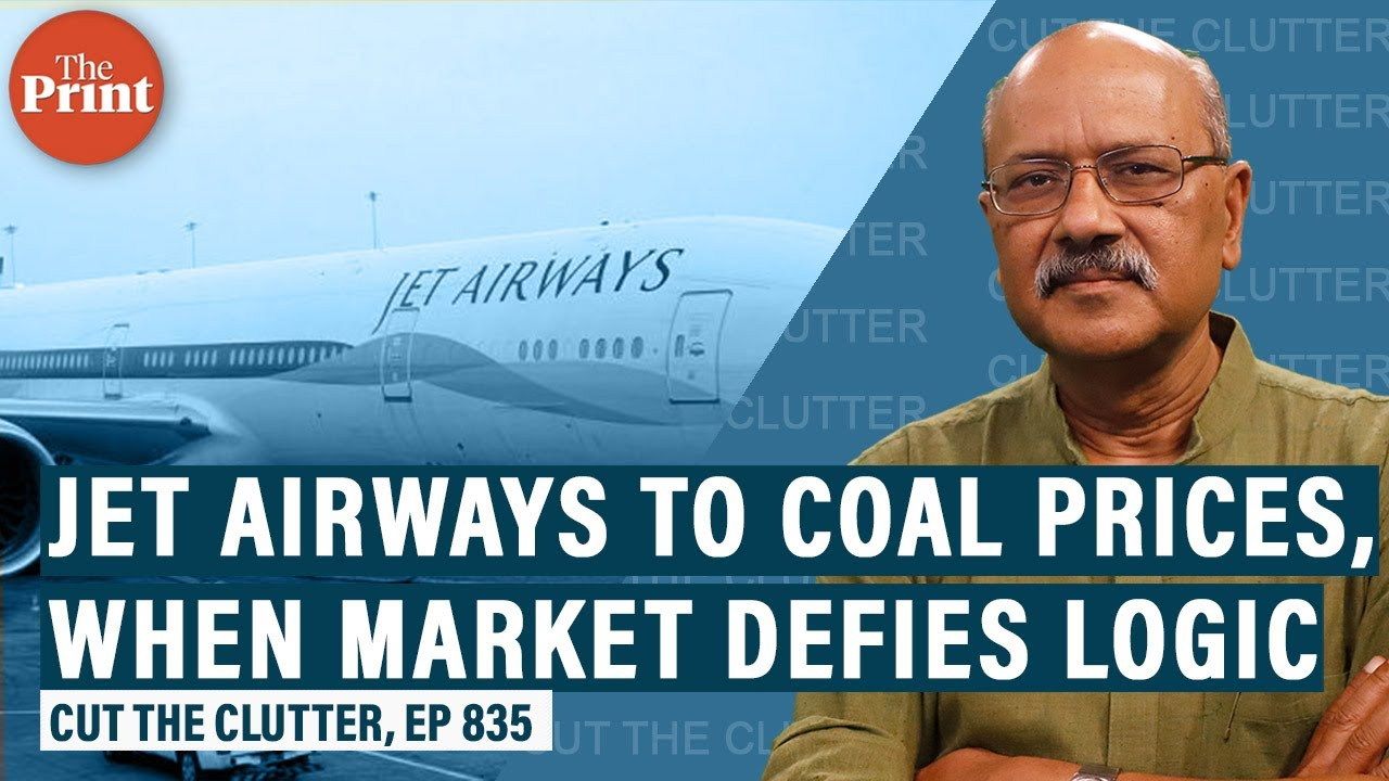 Download A dead airline, Jet, on to revival by obscure buyers & big return of coal, a dying commodity
