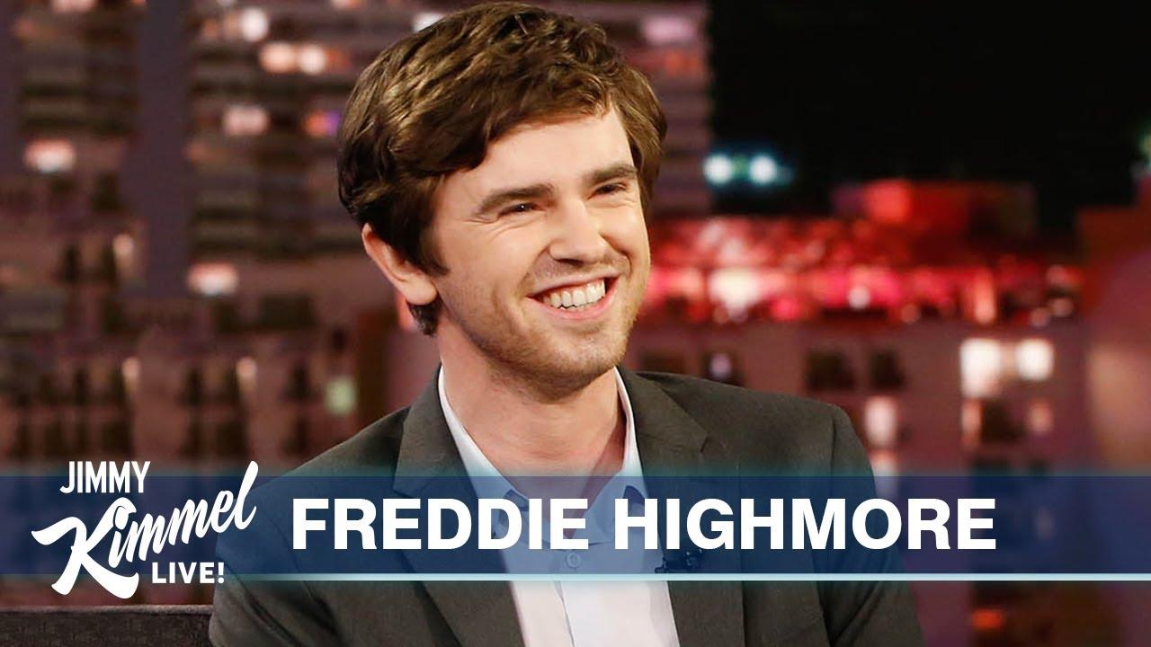 Highmore freddie 'Leonardo' Starring