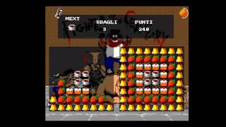 Amiga 500 - Savoiardo The Video Game (gameplay).