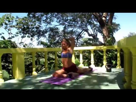 Mad To Live Fit Vid: Costa Rica Workout