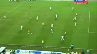 Brazil vs Serbia 1-0 Fred