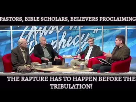 The Rapture Has To Happen Before The Tribulation - Revamped!