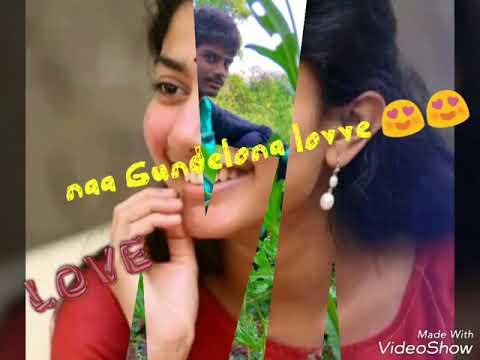 Naa unna Okka Gunde song telugu whatsapp status HD video