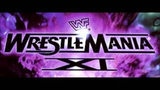 WWF Wrestlemania X-13 Theme Song