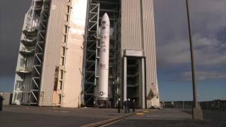 U.S. Navy communications satellite set for launch