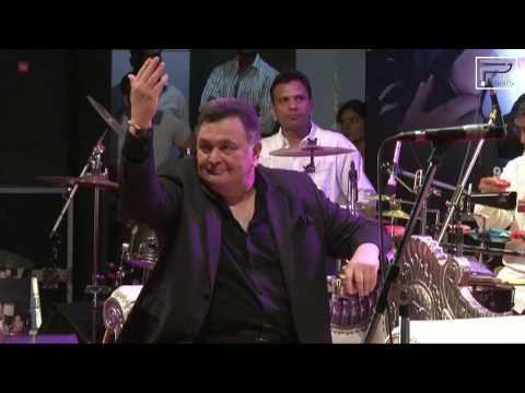 Original Karz Theme Rishi Kapoor Live in Concert, Pune Performed By Gorakh Bhai Sharma
