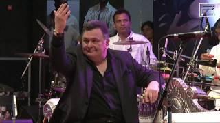 Original Karz Theme Rishi Kapoor Live in Concer...