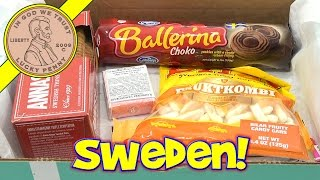 Try Treats Sweden Candy & Snack Monthly Subscription Box