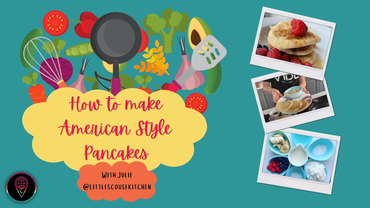 Sundays with Little Scouse Kitchen: American Style Pancakes