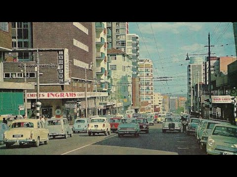 Johannesburg in the 1970s