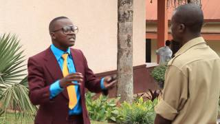 Arrest Teacher Mpamire at your own risk.(African Comedy) thumbnail