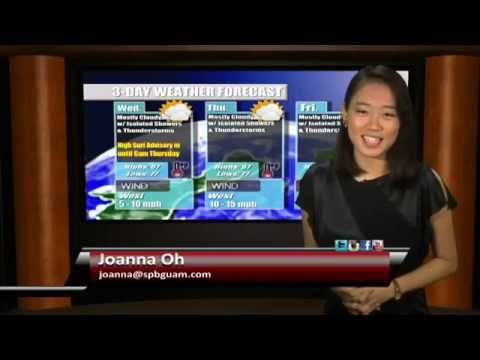 Weather with Joanna Oh (09 09)