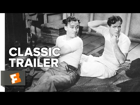 Road To Singapore (1940) Official Trailer - Bing Crosby, Bob