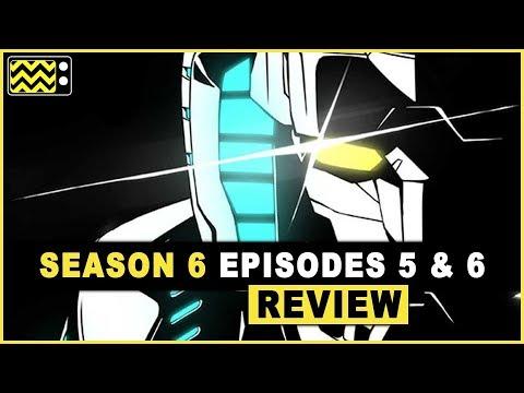 Download Voltron Season 6 Episodes 5 & 6 Review w/ Josh Keaton (Shiro) and Bex Taylor-Klaus (Pidge)