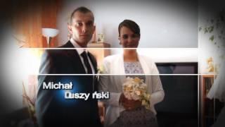 Czołówka Ślubna Justyny i Piotra
