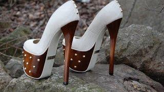 Свадебные туфли фото самые красивые